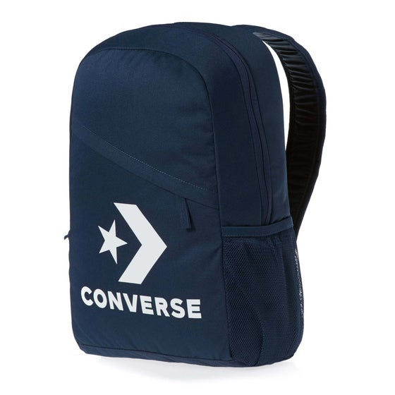 8e702ea15c Converse 2018 Star Chevron Speed Backpack - Navy White