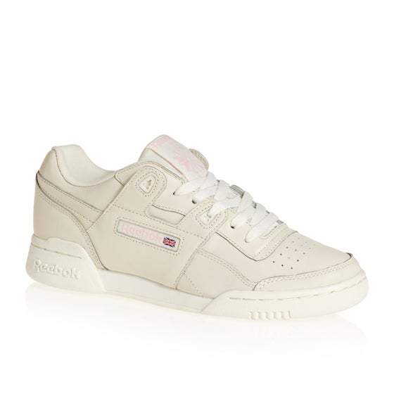4b7b20cbaf8851 Reebok. Reebok Classics Workout Lo Plus Womens ...