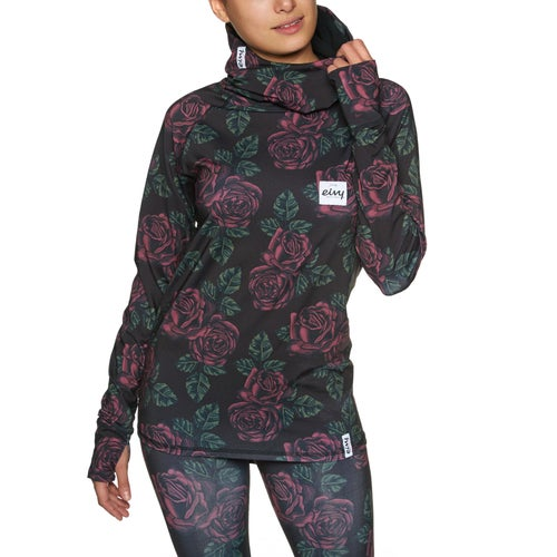 Eivy Icecold Gaiter Top Orchard L Womens Base Layer Top