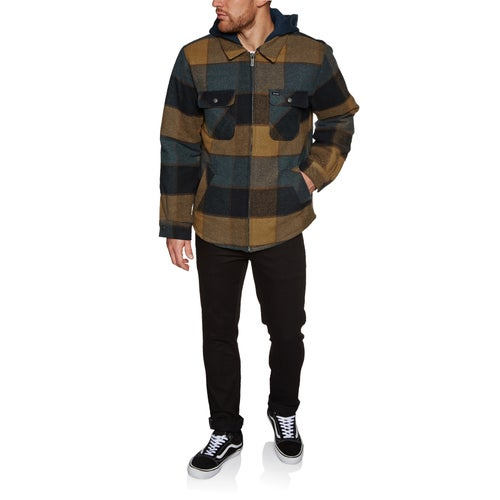 Brixton Bowery Jacket available from Surfdome 382d2906097