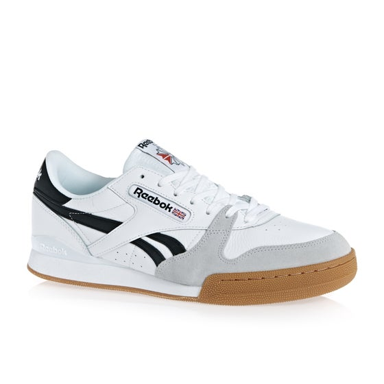 e179a69cedf88 Reebok Classics Phase 1 Pro Mu Shoes - Gum-white black snow