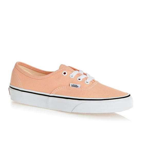 1166f7244fb5 Vans Authentic Shoes - Bleached Apricot True White