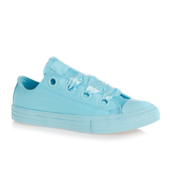 ad31e73201e27a Converse. Converse Chuck Taylor All Star Big Eyelets Ox Girls Shoes ...