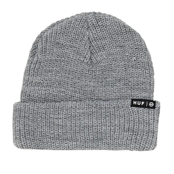 01cc02acde9 Huf Usual Beanie - Grey Heather
