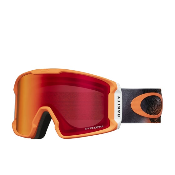 0609a47c74d Oakley Line Miner Snow Goggles - 2018 Oakley Team ~ Prizm Snow Torch Iridium