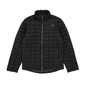 Giacca Softshell Bambini North Face Thermoball FZ - TNF Black 168e293382f0
