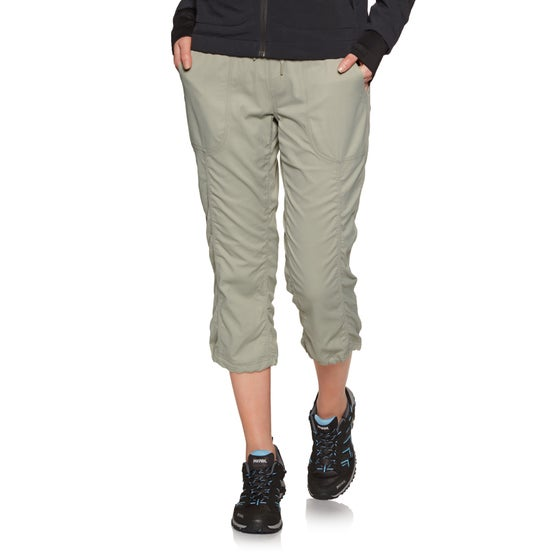 North Face W Aphrodite Capri Womens Jogging Pants - Silt Grey 99d7ed9e3fe