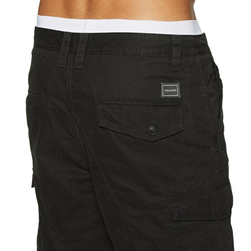Volcom Miter Ii Cargo Short Turistické šortky available from Surfdome 4b263ef685