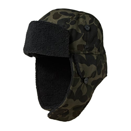 New Era Camo Trapper NE MNC Hat available from Surfdome 209adb2bf66