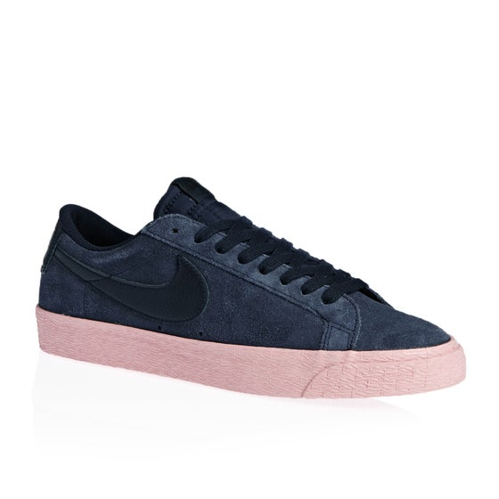 newest 1674b 2bb90 Calzado Nike SB Zoom Blazer Low - obsidian bubblegum