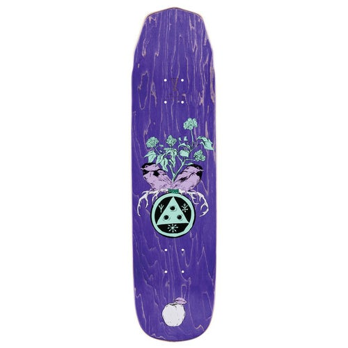 Welcome Fairy Tale on Wicked Princess 8.125 Inch Skateboard Deck