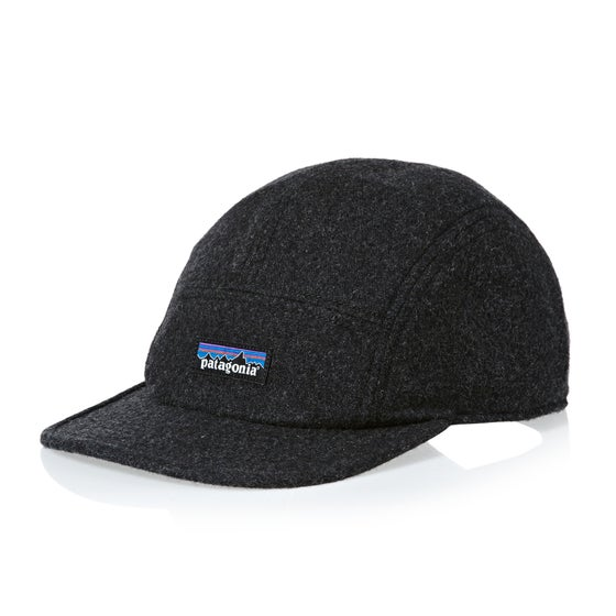63ee2748f0a Patagonia Recycled Wool Cap - Forge Grey