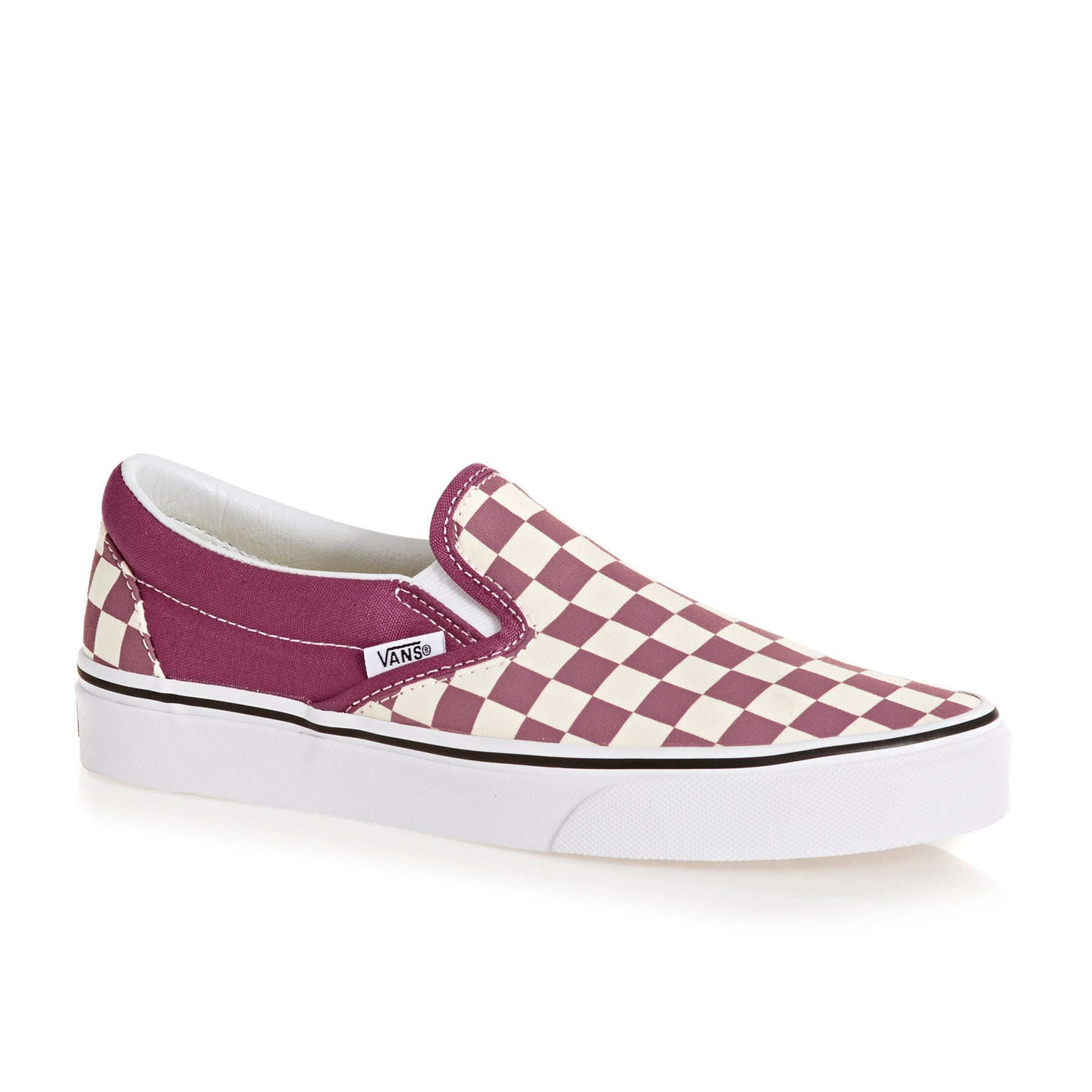 788ea3370d4e Vans Authentic Classic Checkerboard Unisex Footwear Slip Ons - Dry ...