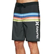 Hurley Phantom Chill 20' Boardshorts - Black