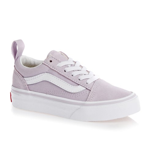 fac9ebbab1c Vans Old Skool Elastic Lace Kids Shoes available from Surfdome