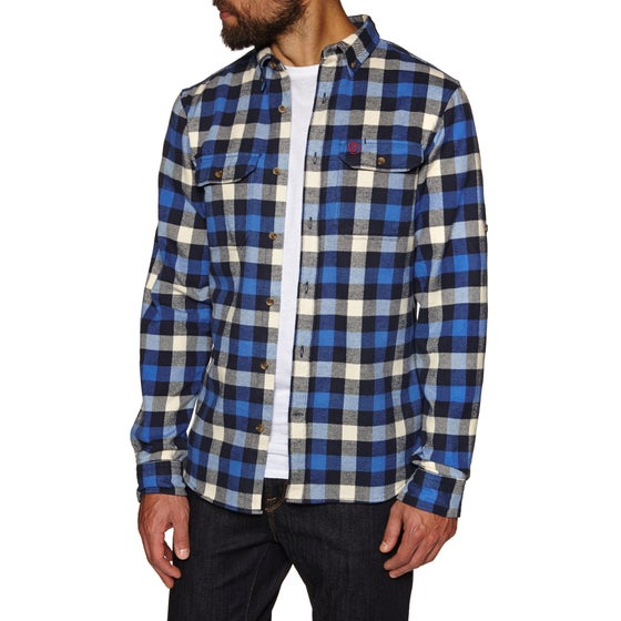 Camisa Fjallraven Skog - Uncle Blue 2975bb89aa4