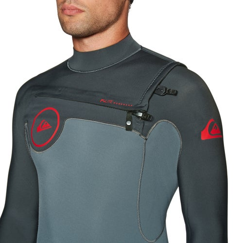 f1cf2f6583 Quiksilver Syncro 4 3mm 2018 Chest Zip Wetsuit from Magicseaweed