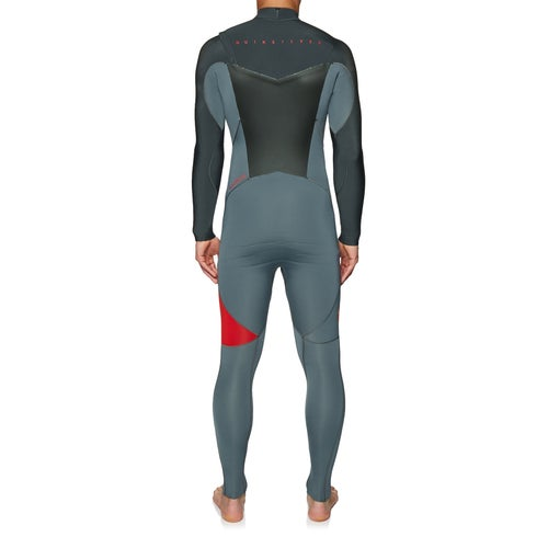 Quiksilver Syncro 4/3mm 2018 Chest Zip Wetsuit