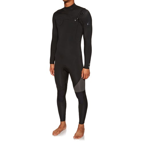 54a9b034d5 Quiksilver Syncro 5 4mm 2018 Chest Zip Wetsuit - Free Delivery ...