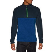 O Neill Ventilator Half Zip Fleece - Ink Blue