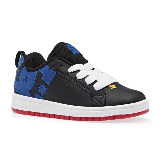 new arrival 1f28d b4510 Chaussures DC Court Graffik - Navy Blue White