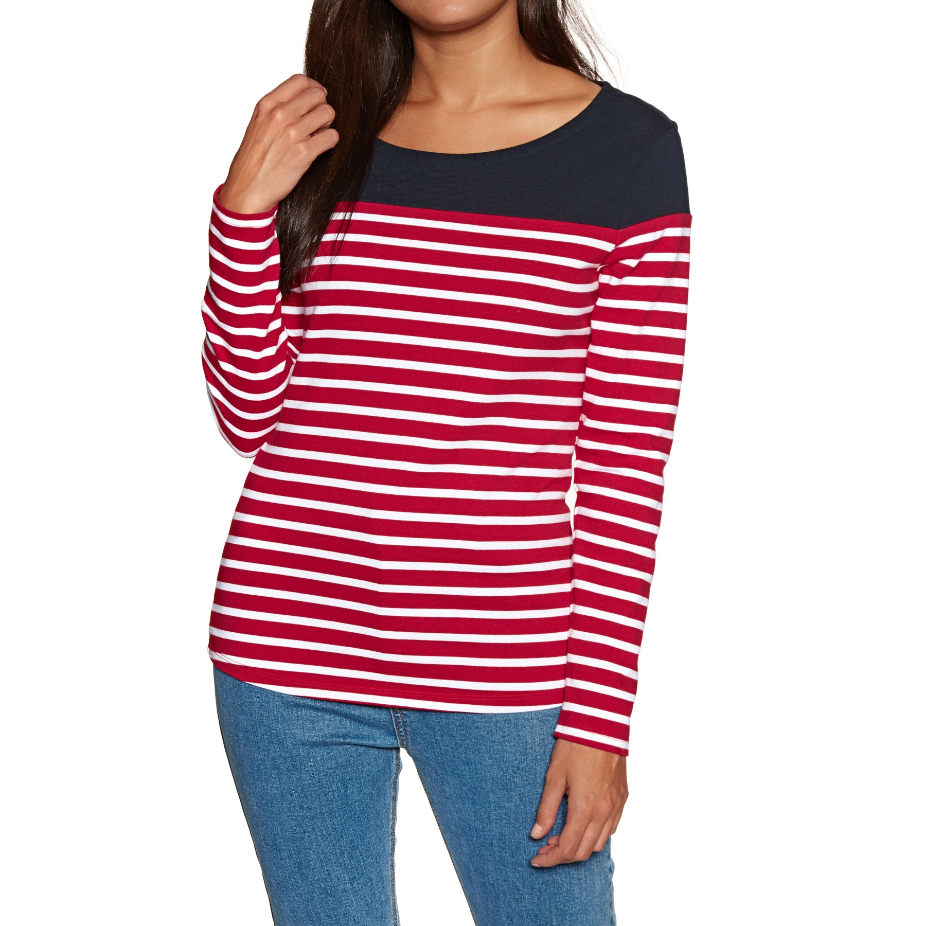 Twist Top Femme Breton Superdry Back Available Surfdome From RrprtHWqn