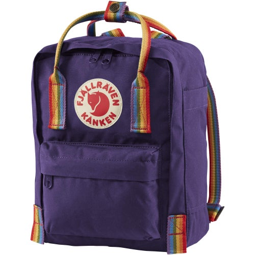 Fjallraven Kånken Rainbow Backpack available from Surfdome 6a775ca2be5b1