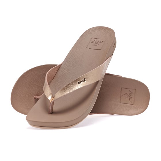 e9621a8f82ebf Reef. Reef Cushion Bounce Court Womens Sandals - Rose Gold