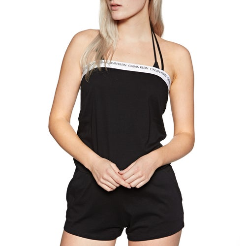 4938905fe52d Calvin Klein Bandeau Romper Womens Playsuit available from Surfdome