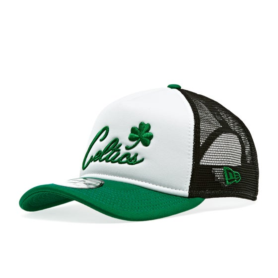 b375ec7abb50a Boné New Era Team Trucker Colour Block - Boston Celtics
