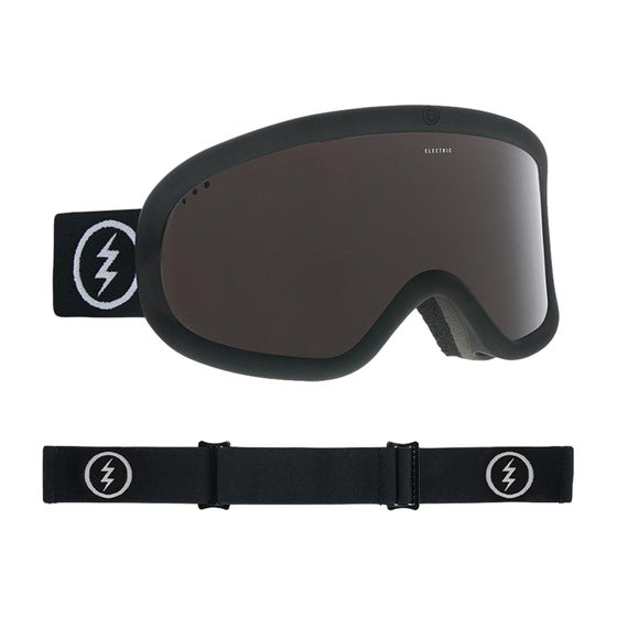 45d00c192ac9 Electric. Electric Charger Snow Goggles - Matte Black ...