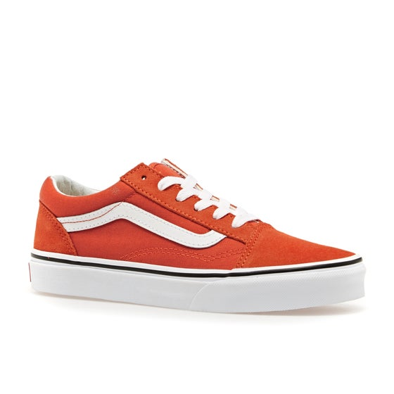 bdb23d712b37 Vans. Vans Old Skool Kids Shoes - Koi True White