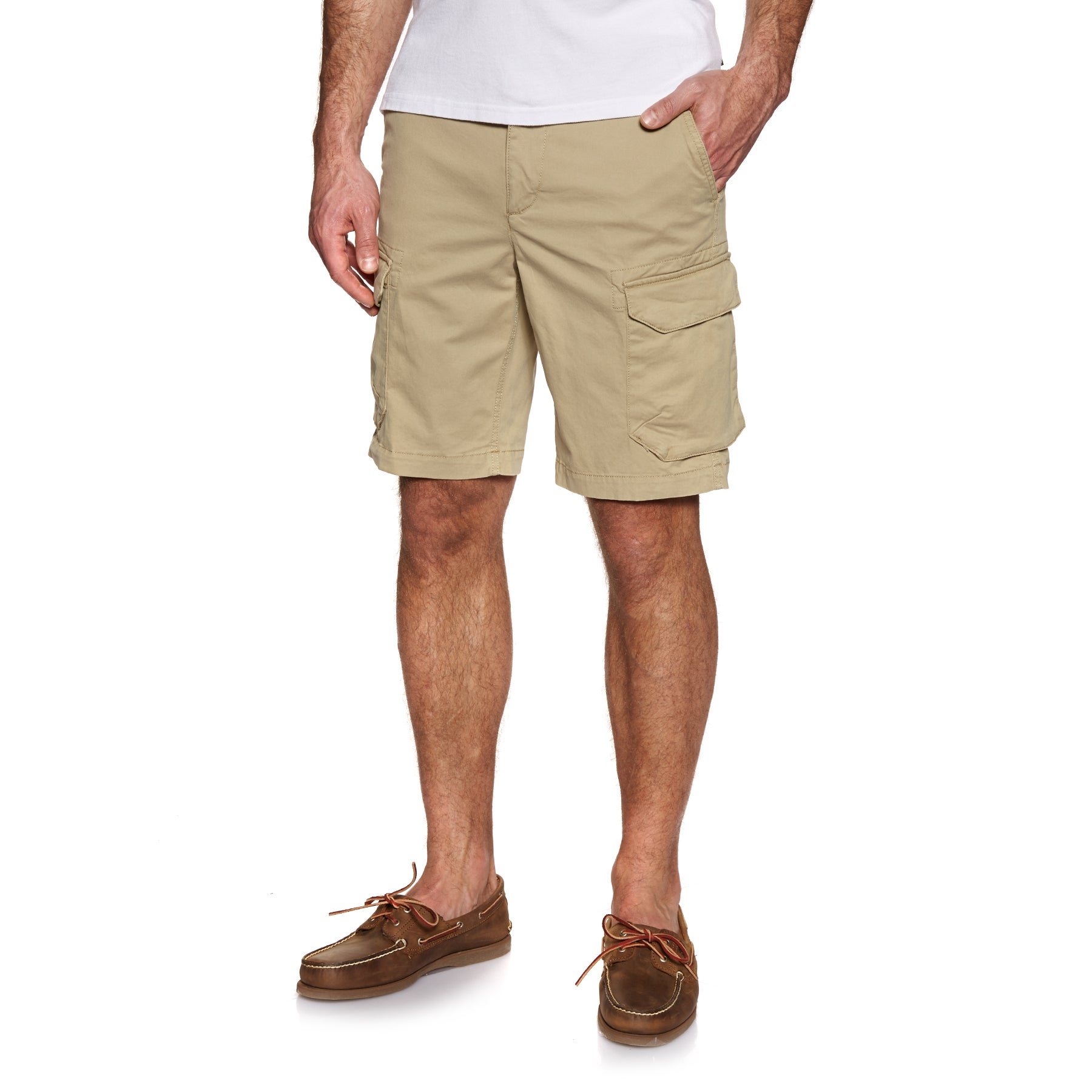 4ce14135e7 Timberland Squam Lake Cargo Mens Shorts - Wheat All Sizes | eBay