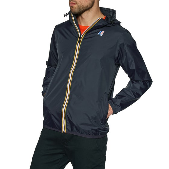 dcf72e90f64 K-Way Le Vrai Claude 3.0 Jacket - Depth Blue
