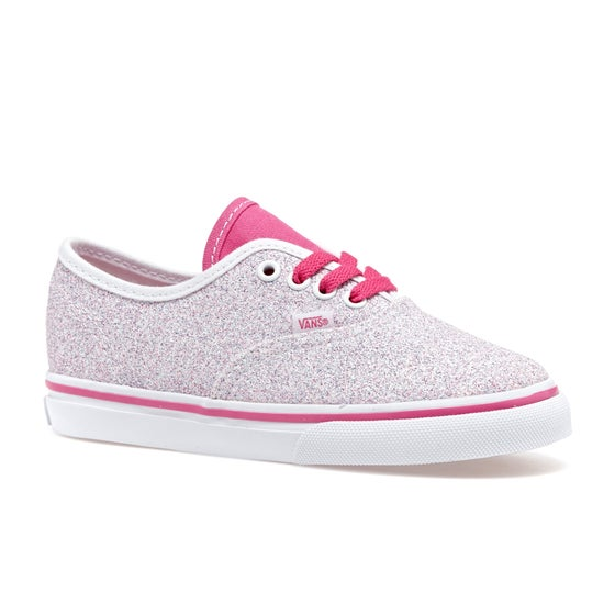 dde64a39e5 Vans. Vans Authentic Kids Toddler Shoes - Glitter ...
