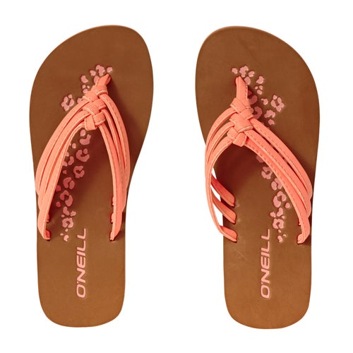 d3eb1019b3dda O Neill Fg Ditsy Flip Flops Girls Sandals available from Surfdome
