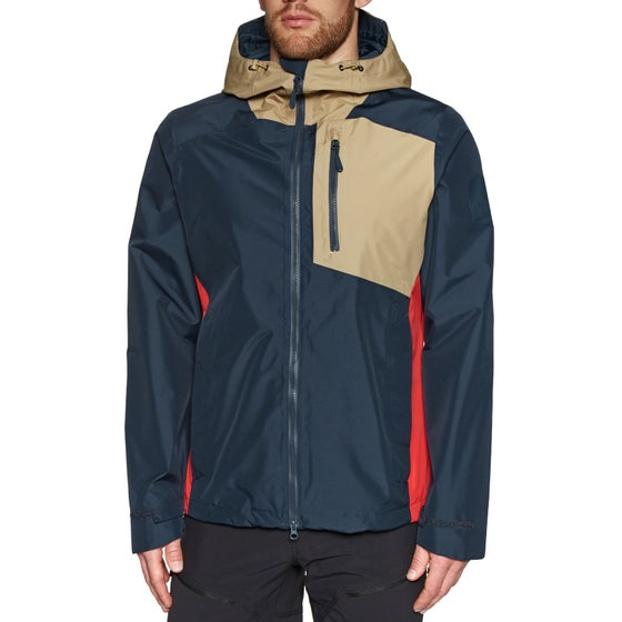 05427bb3cdf95 Chaqueta Jack Wolfskin 365 Twentyfourseven - Night Blue Peak Red
