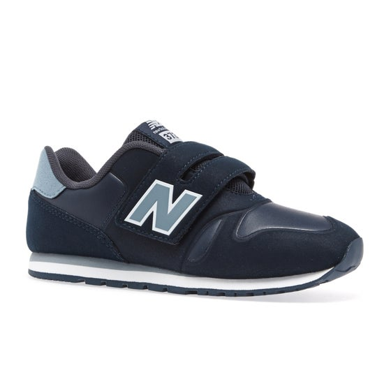 ee0d1ec3043 Calzado Niño New Balance Infant 373 Velcro - Navy Grey