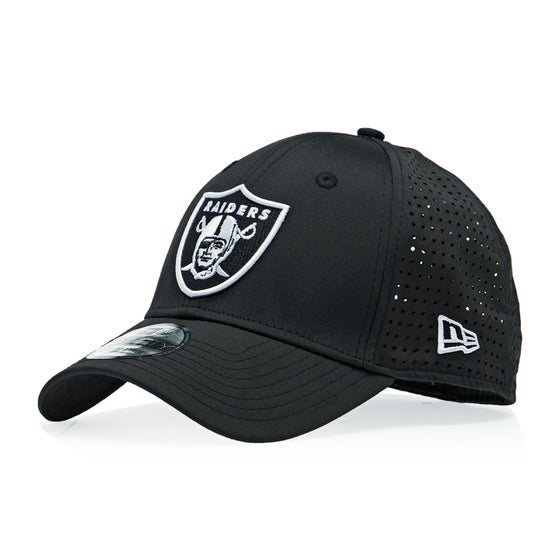 5d828b83c3564 Gorro New Era Feather Perf 39Thirty - Oakland Raiders
