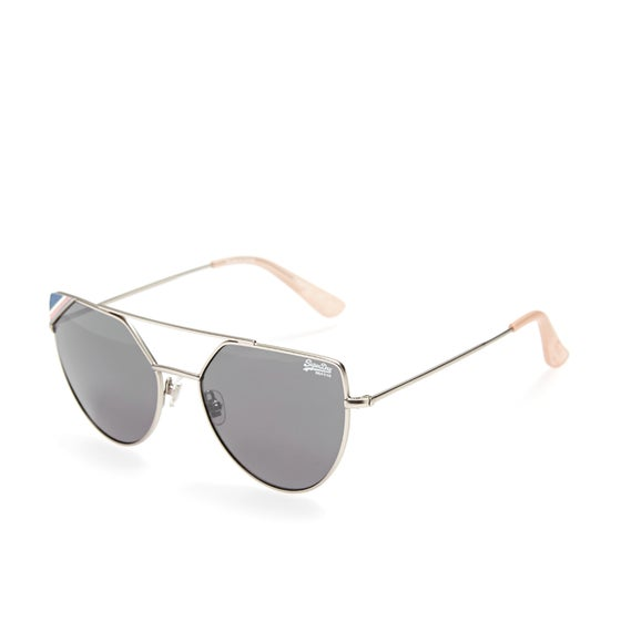 f30885ab895f07 Superdry. Superdry SDR Amelia Womens Sunglasses - Matte Silver Pink