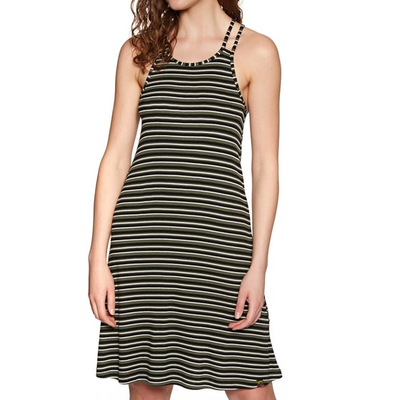 a017372cc7b6 Superdry. Superdry Willis Stripe Swing Womens Dress ...