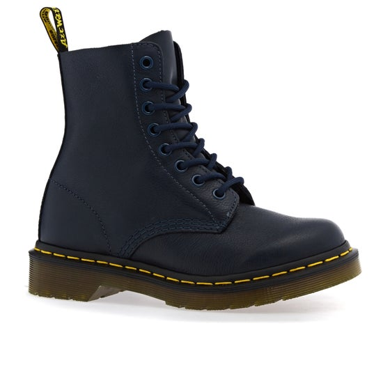 40ce5276c3b Botas de andar Mujer Dr Martens 1460 Pascal - Dress Blues Virginia