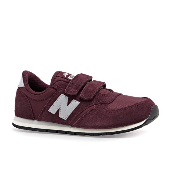 db7494d537e Calzado Niño New Balance 420 hook and loop - Burgundy