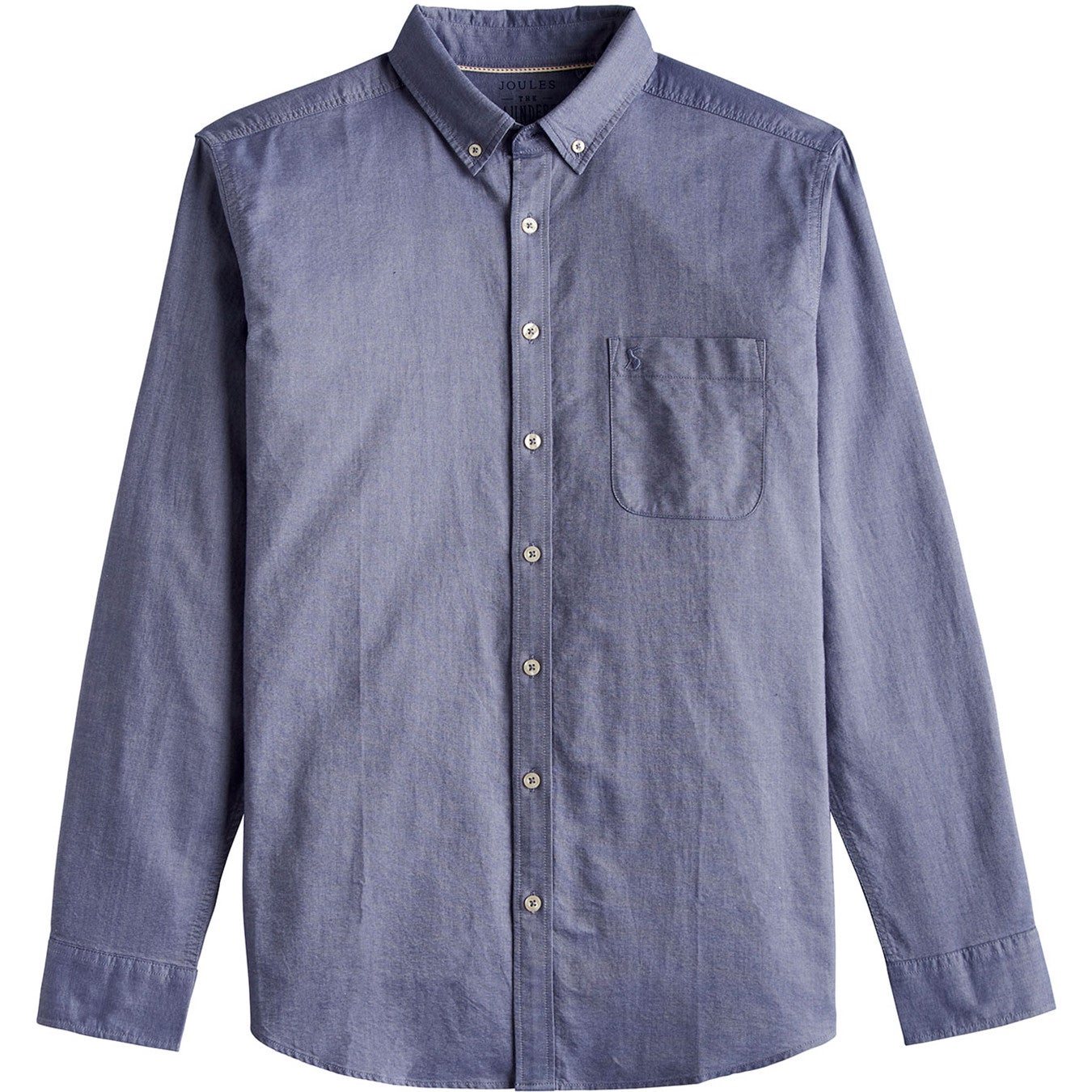 Joules Men's Laundered Oxford Classic Fit Shirt