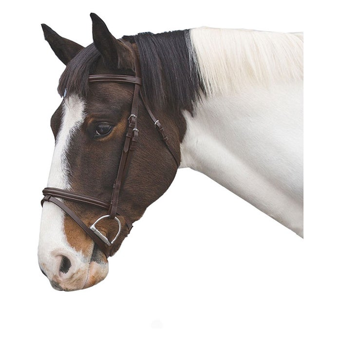 Loveson Flash Snaffle Bridle