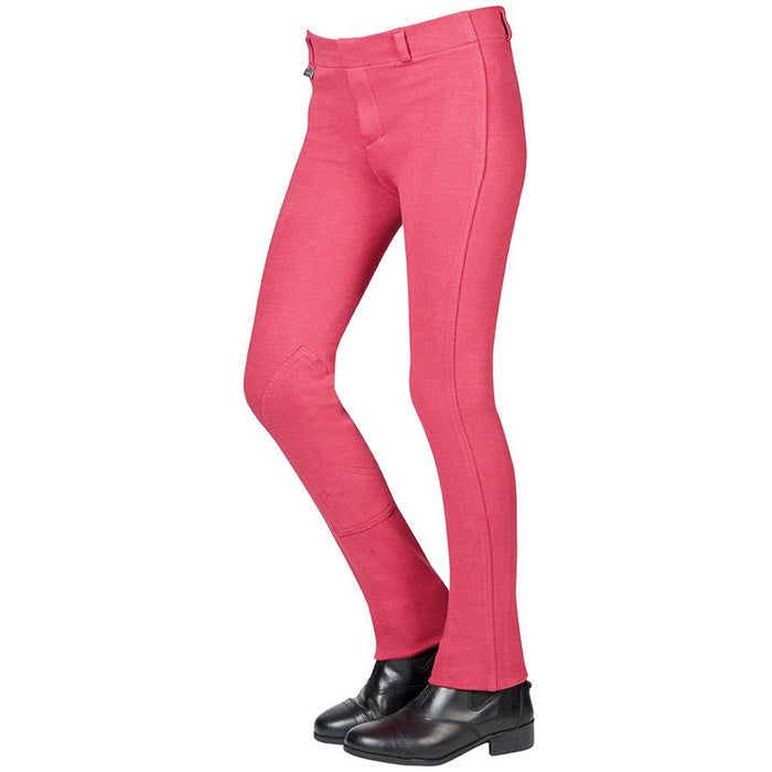 Dublin Supa Fit Classic Pull On Junior Jodhpurs