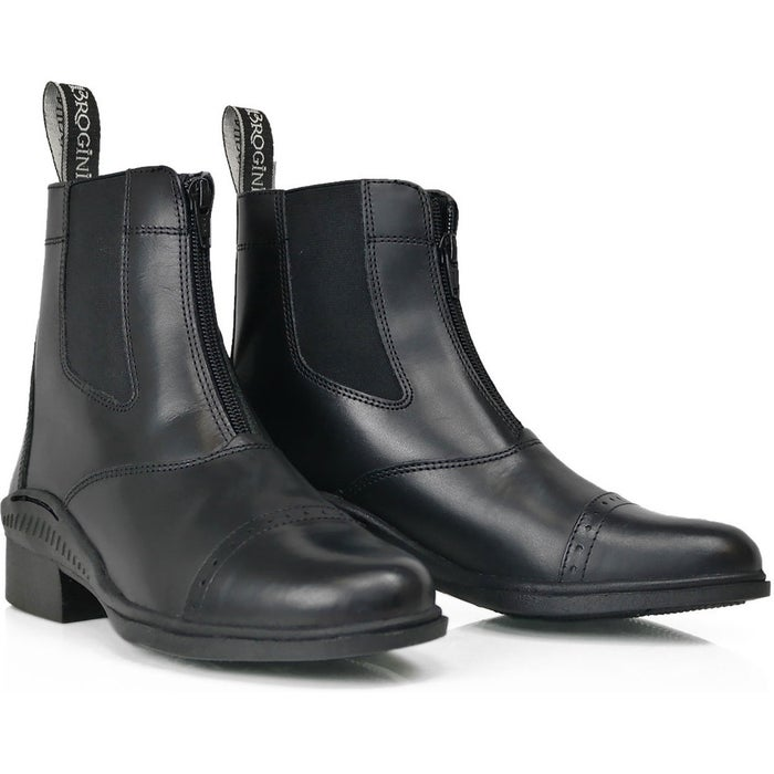Brogini Childrens Tivoli Synthetic Jodhpur Boots