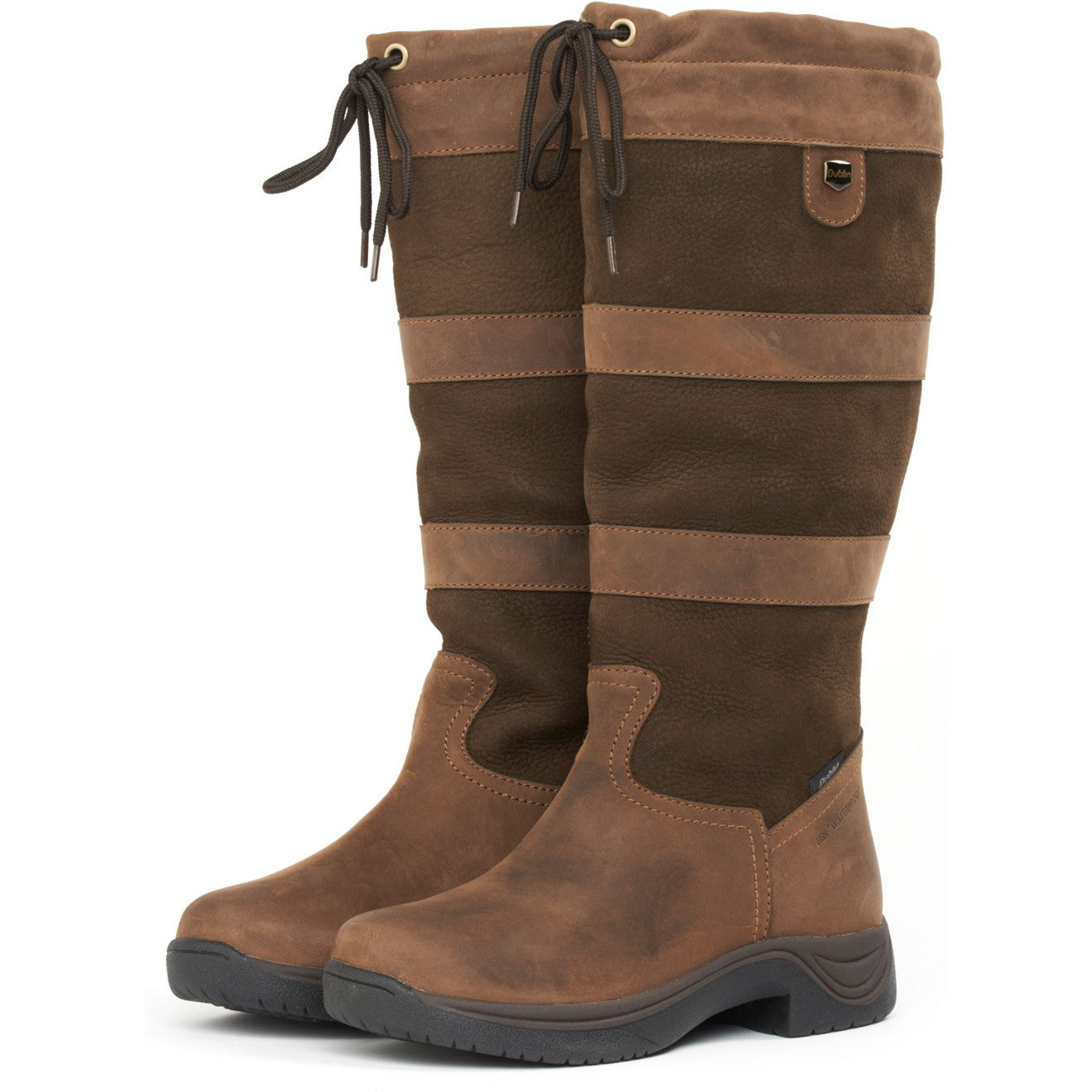Su River Country Saldo Dublin Rideaway Wide In Boots rBWCoedx