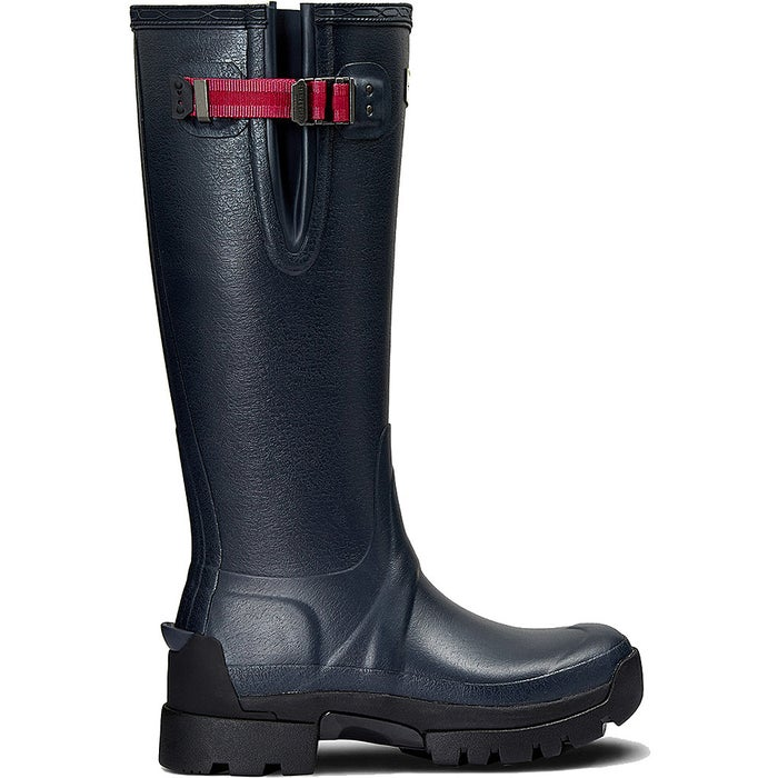 Hunter Balmoral Side Adj 3mm Neoprene Ladies Wellingtons