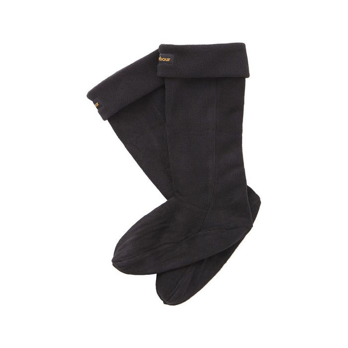 Barbour Fleece Wellington Socks